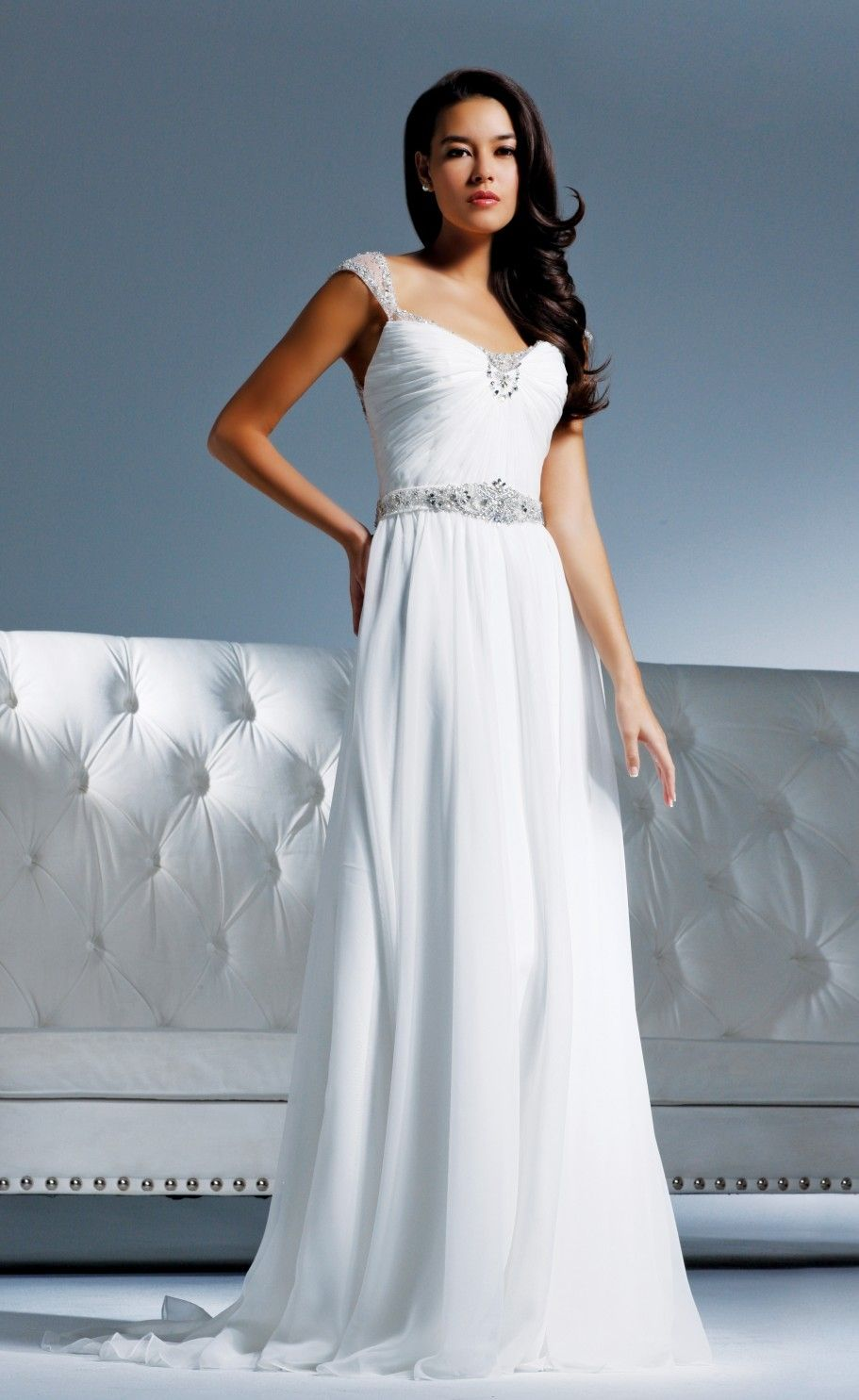 White Formal Dresses | Gommap Blog