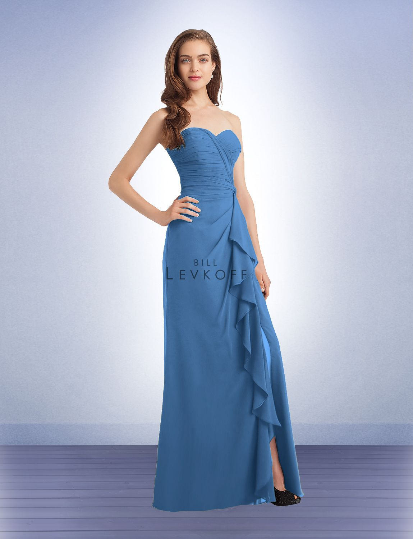 Encantador Vestidos De Novia Factura Levkoff Ideas Ornamento ...