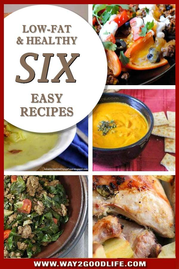Easy healthy low fat recipes forumfinder Images