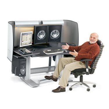 Carl's Table CT15 Radiology Desk   Imaging Desks from Anthro
