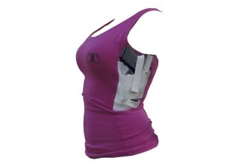 Tagua Gunleather Spandex Womans Holster Tank Top Up to 18