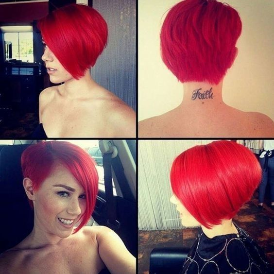 Beautiful Colors For Your Short Hair Trend Fall New Beautiful Colors Short Trend Short Red Hair Short Hair Trends Hair Trends