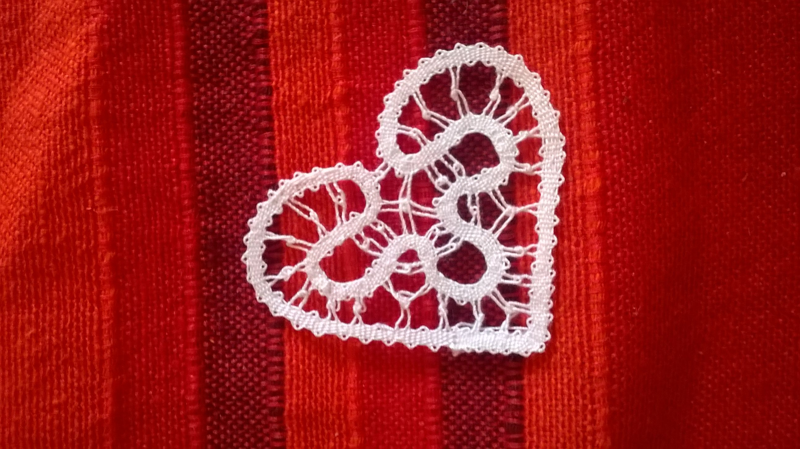 My first lace :)