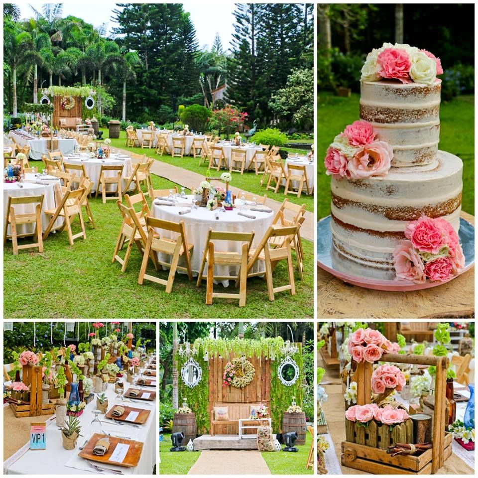 Christian & Rochelle's Wedding Hillcreek Gardens