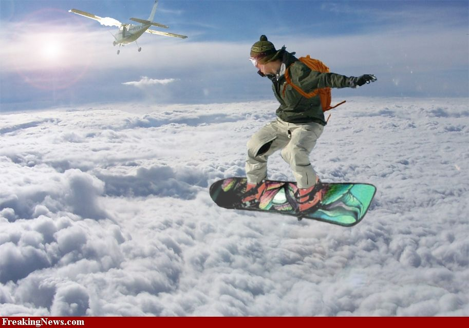 Just when I thought I couldn't beat skydiving... xD I