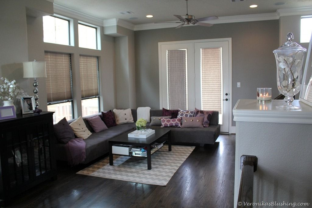 Tan Carpet Light Brown Couches