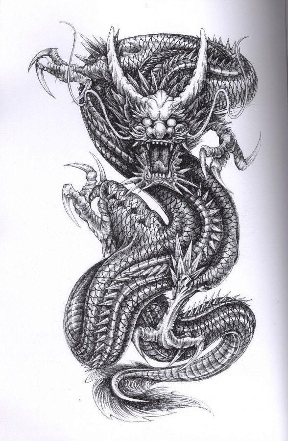 Tattoo Vorlagen 60 Kostenlose Tiermotiv Tattoo Vorlagen Tattoos Bella Blac Tatuagem De Dragao Tatuagem Japonesas De Dragao Tatuagens Gregas