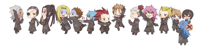 Pin it Like ImageXemnas Kingdom Hearts Chibi