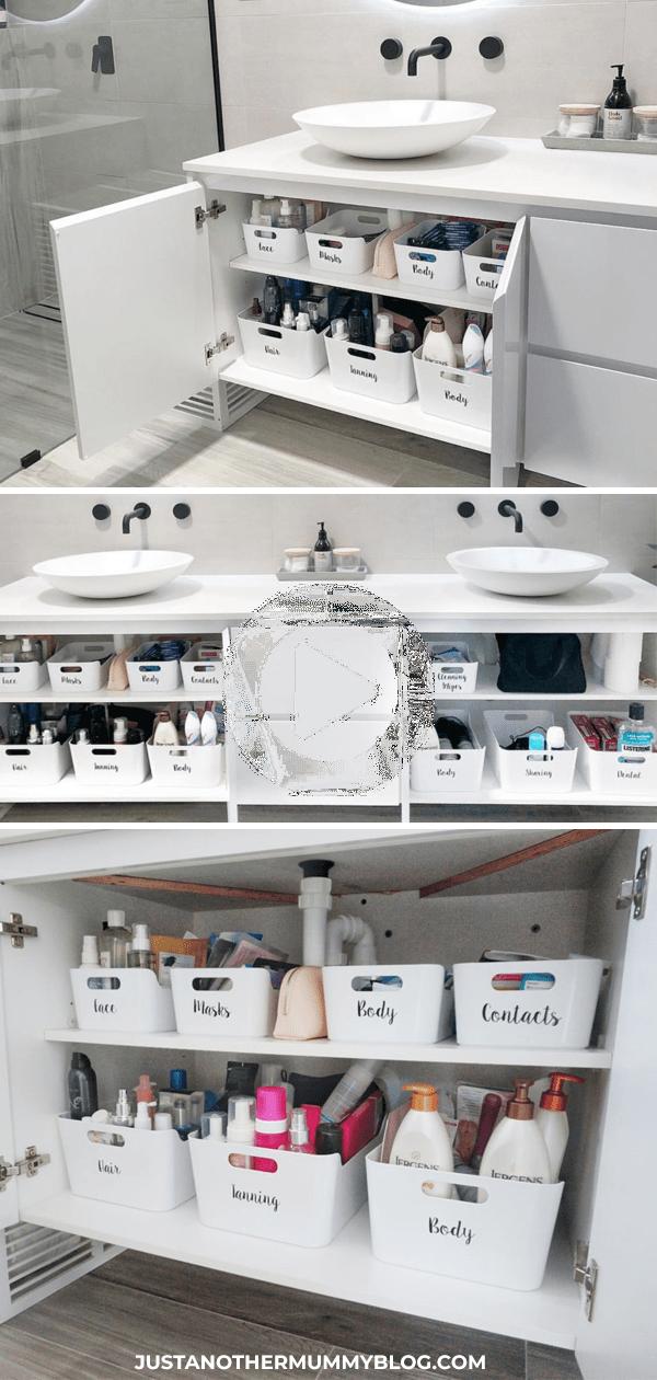 Photo of 35 idee interessanti per l'organizzazione del bagno