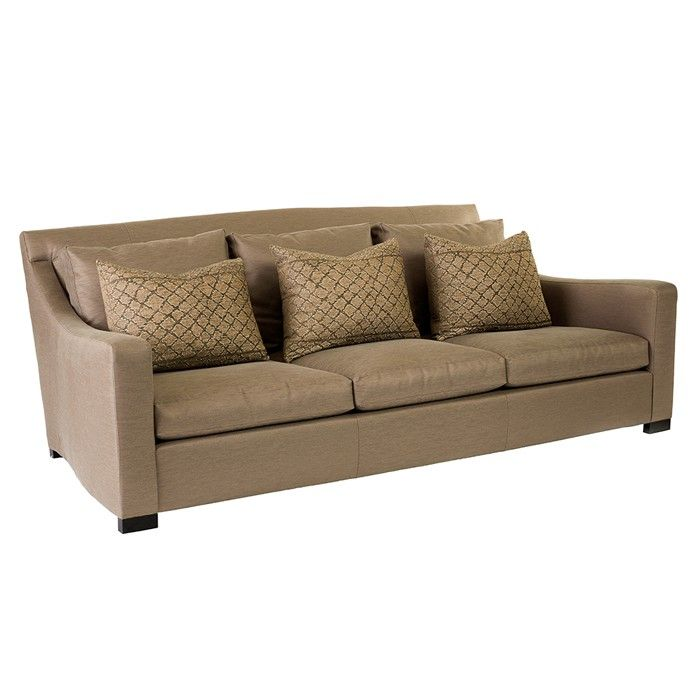 Bond Street Coupe Sofa Donghia With Images Sofa Sectional