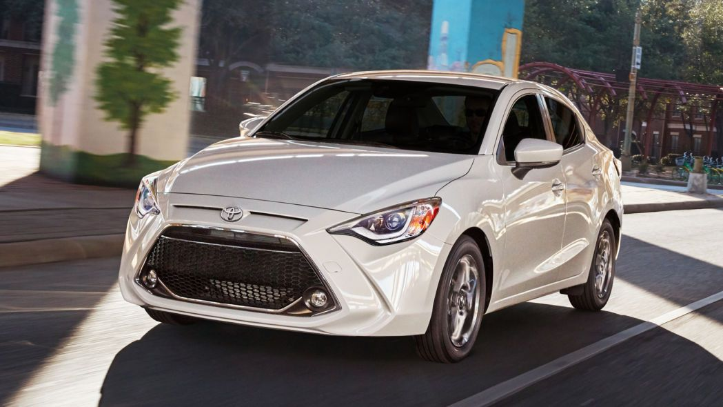 2019 Toyota Yaris Sedan Xle Review Yaris Toyota Sedan