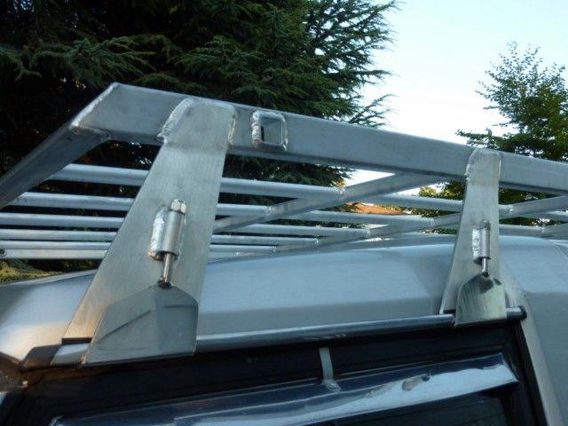 BJ74 Aluminum Roof Rack | IH8MUD Forum