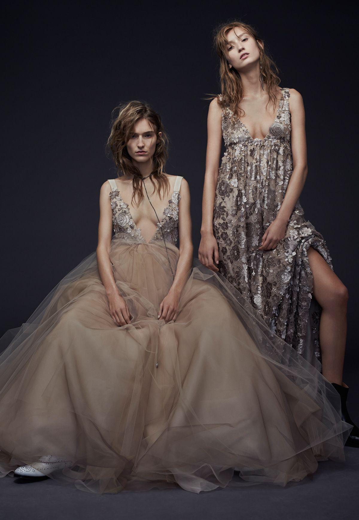 Vera Wang Fall 2015 Bridal Collection | Brides and Weddings ...