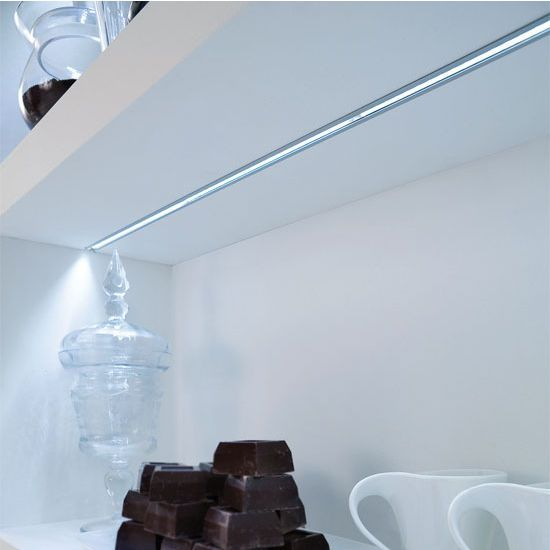 Cabinet furniture lighting at kitchensource com led lights halogen spotlights under cabinet lighting and more
