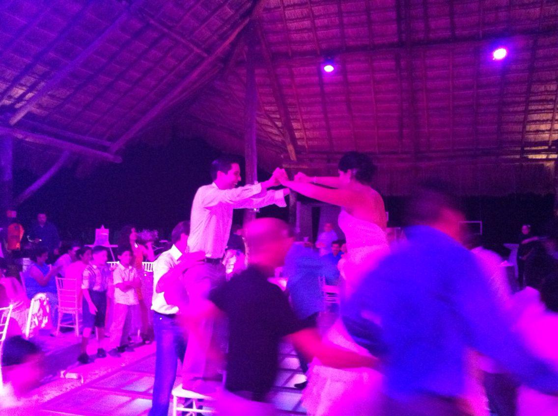 Vibora de la mar , this is a Mexican traditional dance