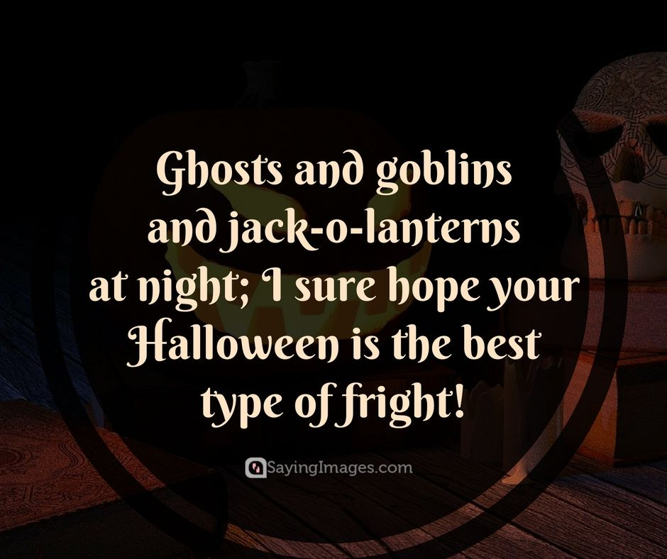 Happy Halloween Quotes, Sayings U0026 Messages