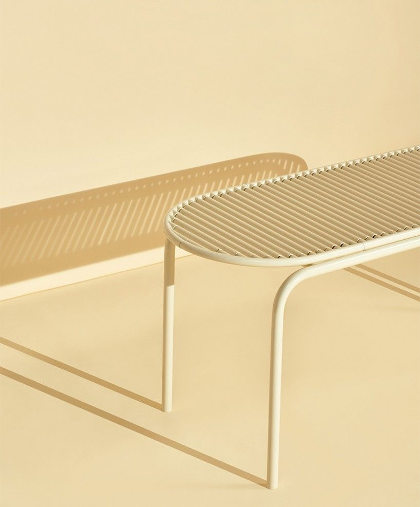 Home Goods Websites: Verena Hennig Launches Roll Collection Seating Objects