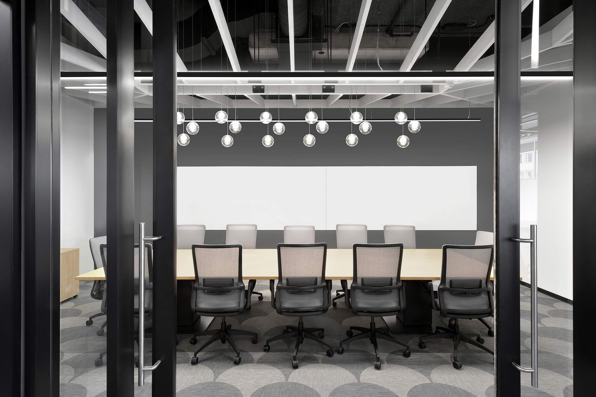 Chmiel Architects Office Lighting Design Interior