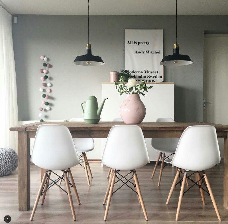 Stoelen eetkamer Esszimmer Essplatz Pinterest Room, Living