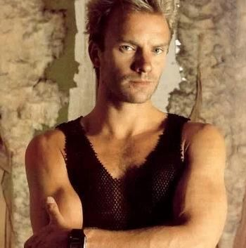 Sting Photos From The 80s Had A Huge Crush On Sting In The 80s