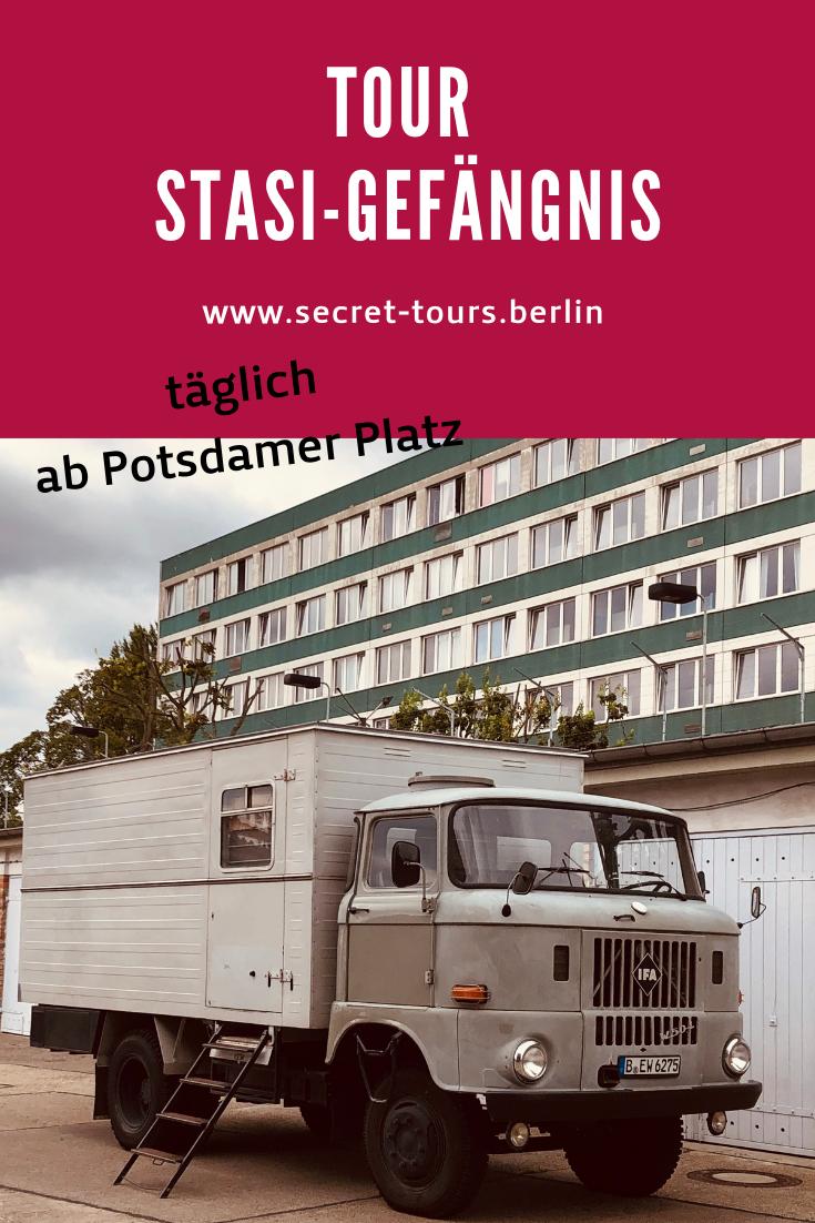 Taglich Ab Potsdamer Platz Stadtrundfahrt Ost Berlin Inkl Gebaudefuhrung Durch Das Stasi Gefangnis Hohenschonhausen Weitere Berlin Tipps Tour Berlin Berlin