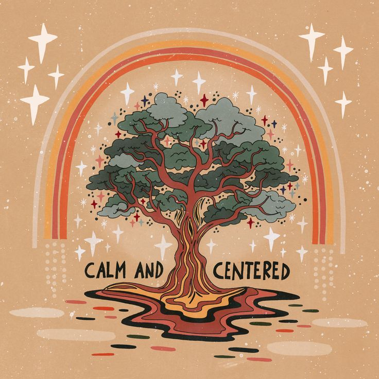 May You Enter This Week Calm and Centered