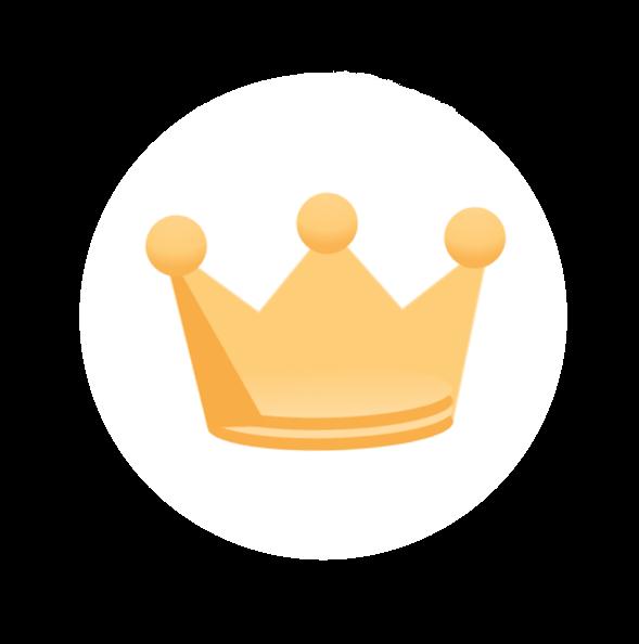 Pin On Crown For Tik Tok