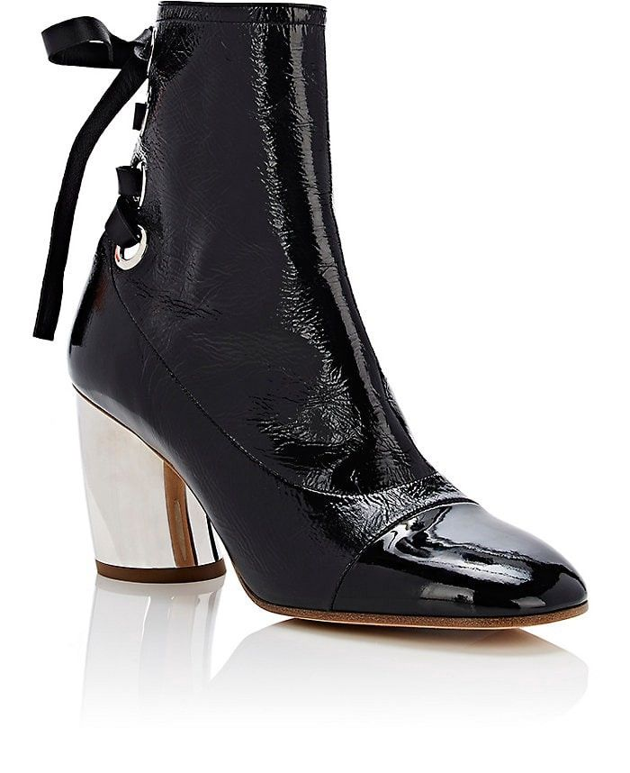 Proenza Schouler Patent Leather Ankle Boots fx0rg5
