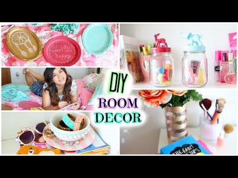 Diy Room Decor Cute Affordable Youtube Summer Room Decor