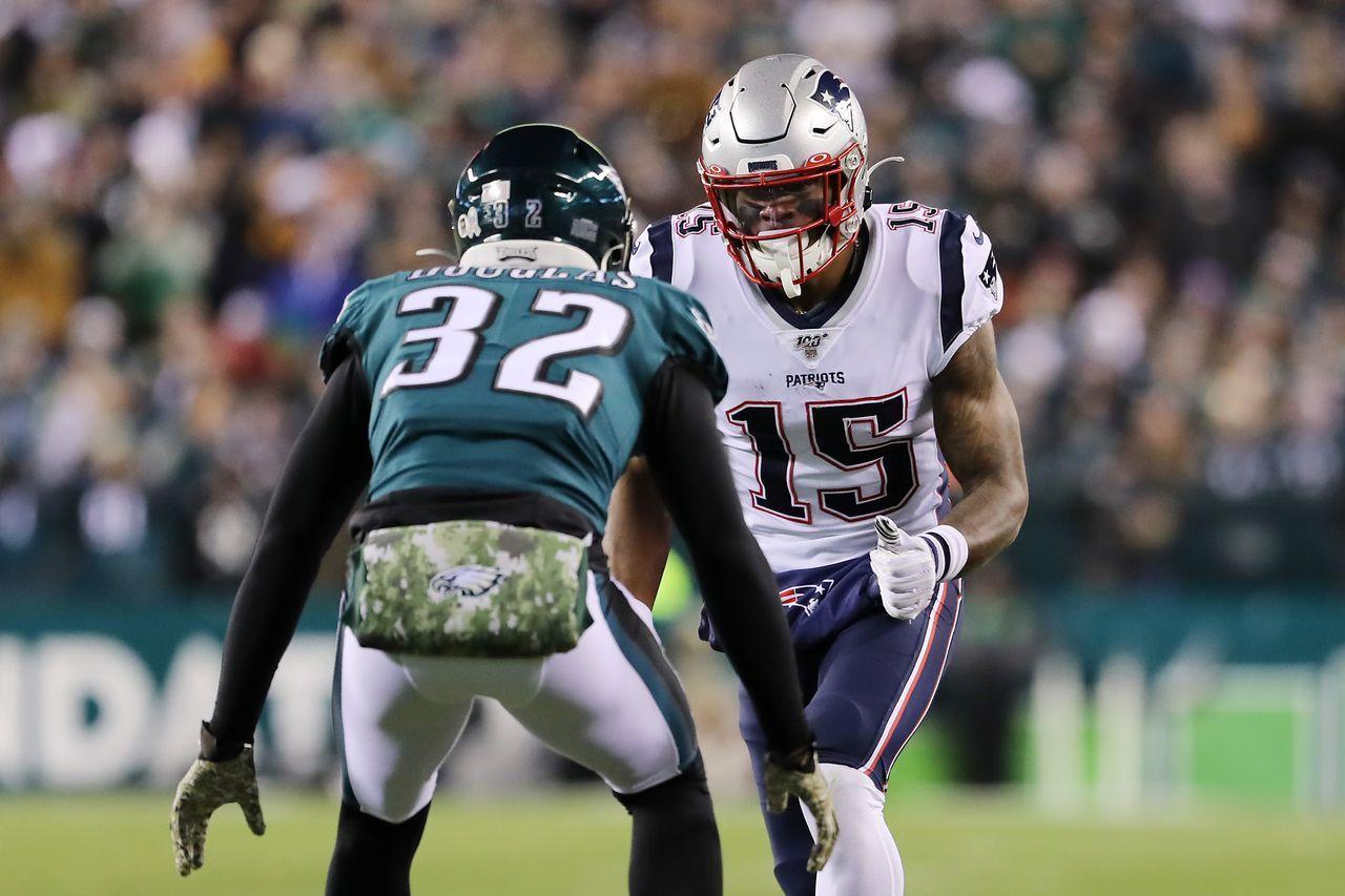 Tom Brady, Bill Belichick thought N'Keal Harry's Patriots