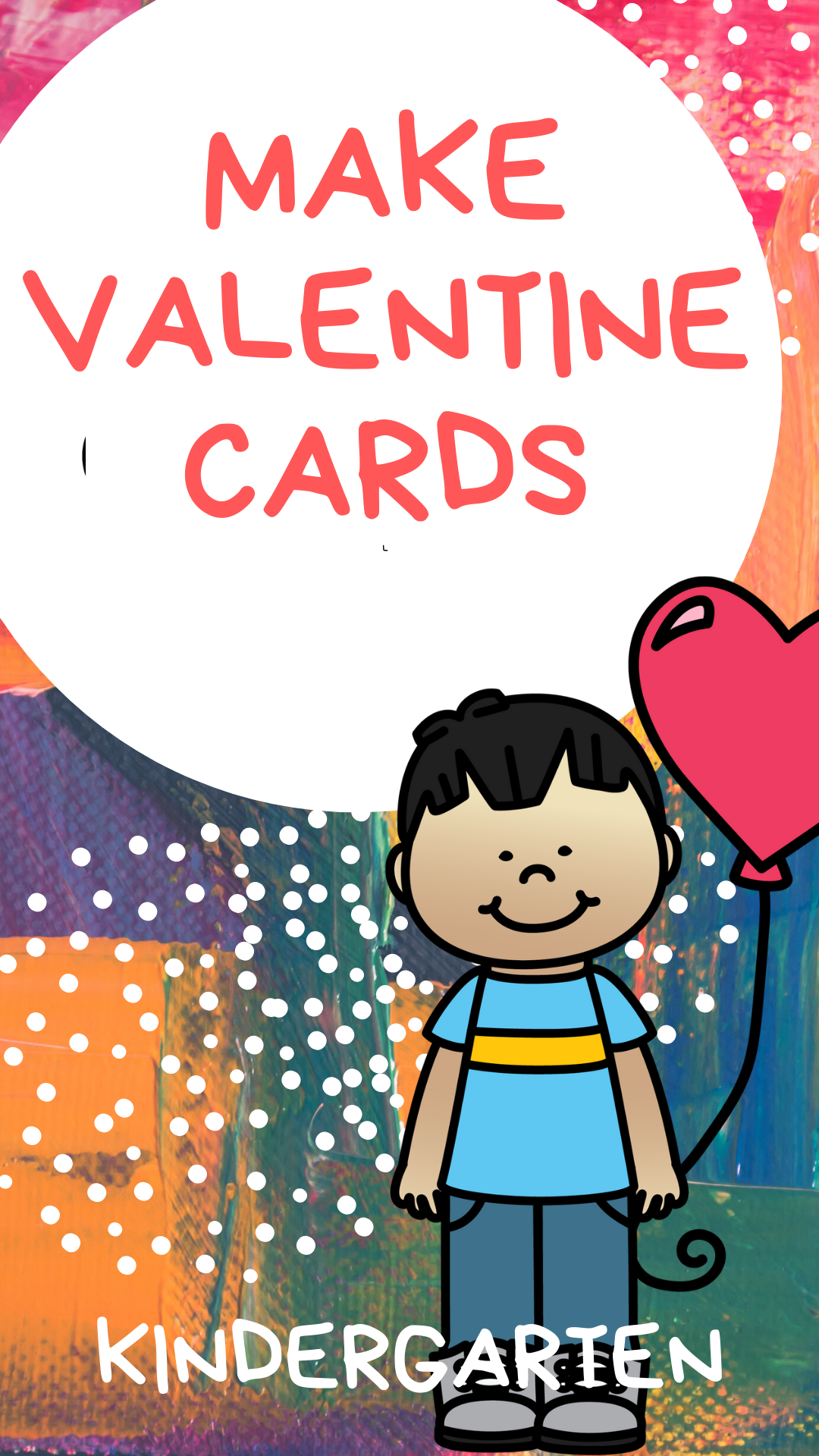 Create Your Own Valentine Cards In
