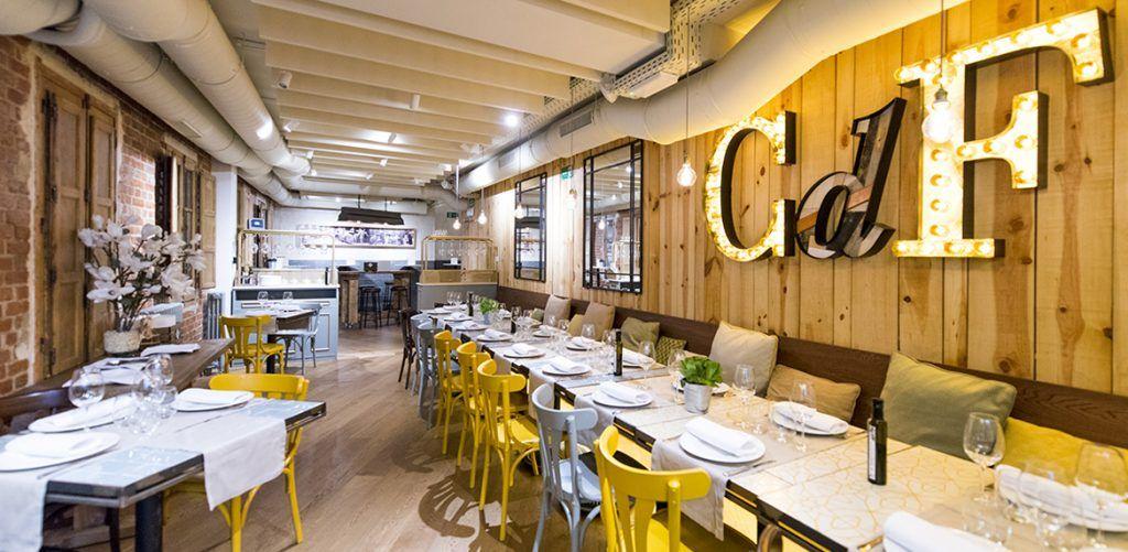 Restaurante Casa De Fieras Madrid Restaurants