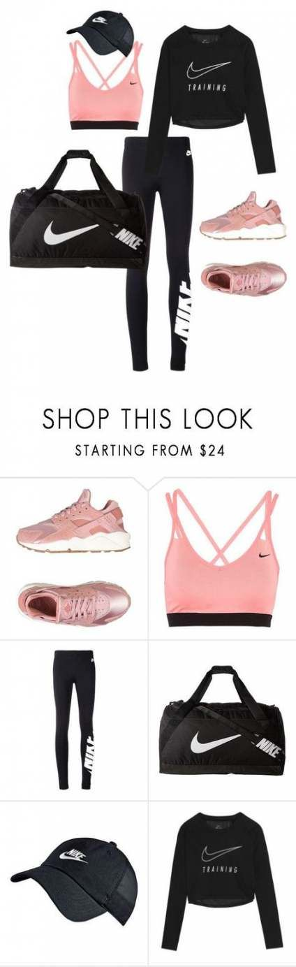 Fitness Clothes Nike Athletic Wear 44 Super Ideas #fitness #clothes