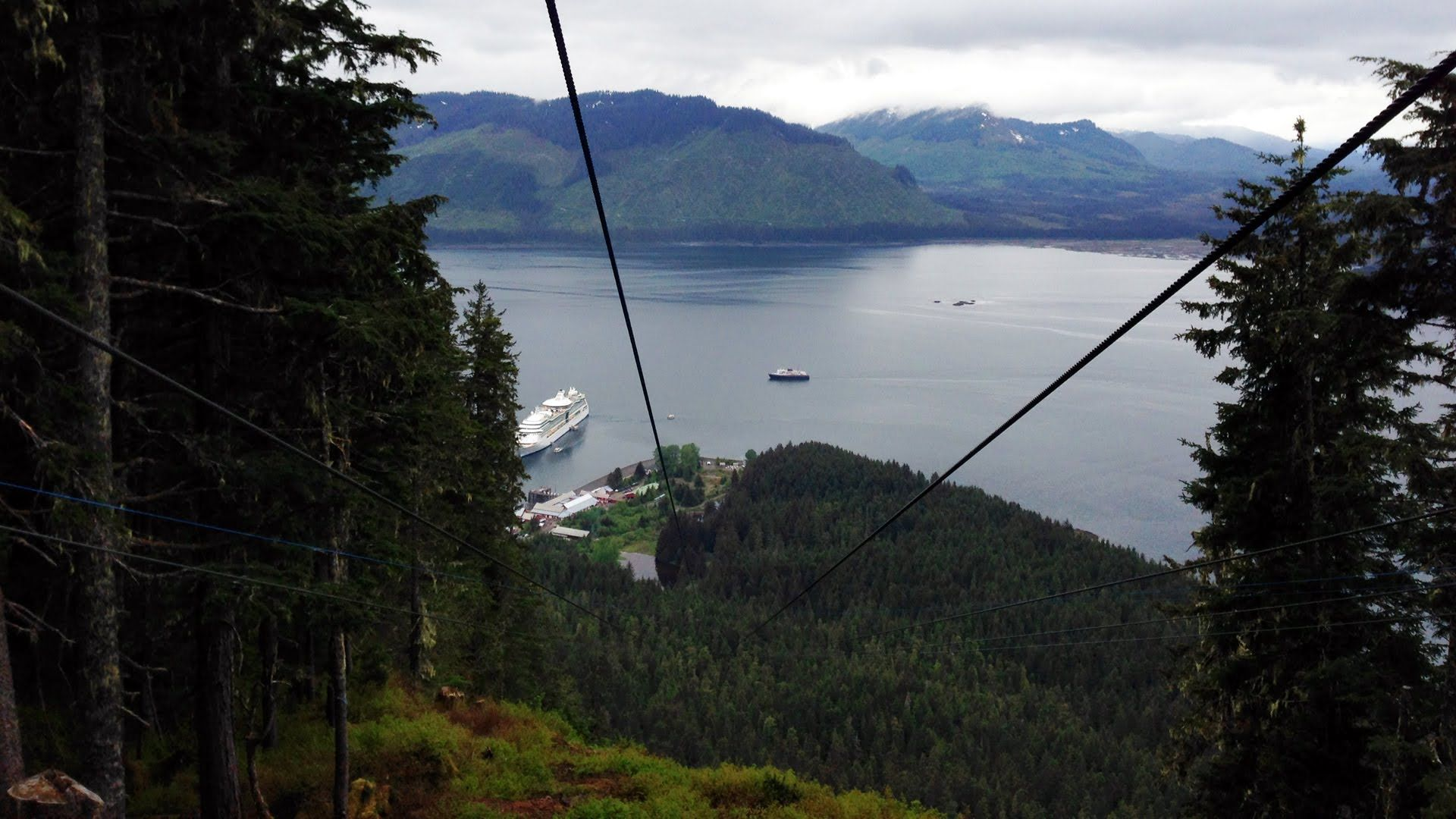 LONGEST ZIP WIRE: The zip line, which features a steel cable ...