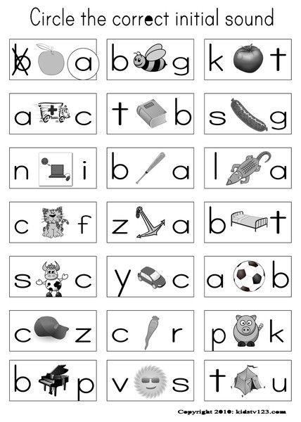 Alphabet Phonics Worksheets Phonics Kindergarten Alphabet Phonics Phonics Worksheets Dyslexia worksheets for kindergarten