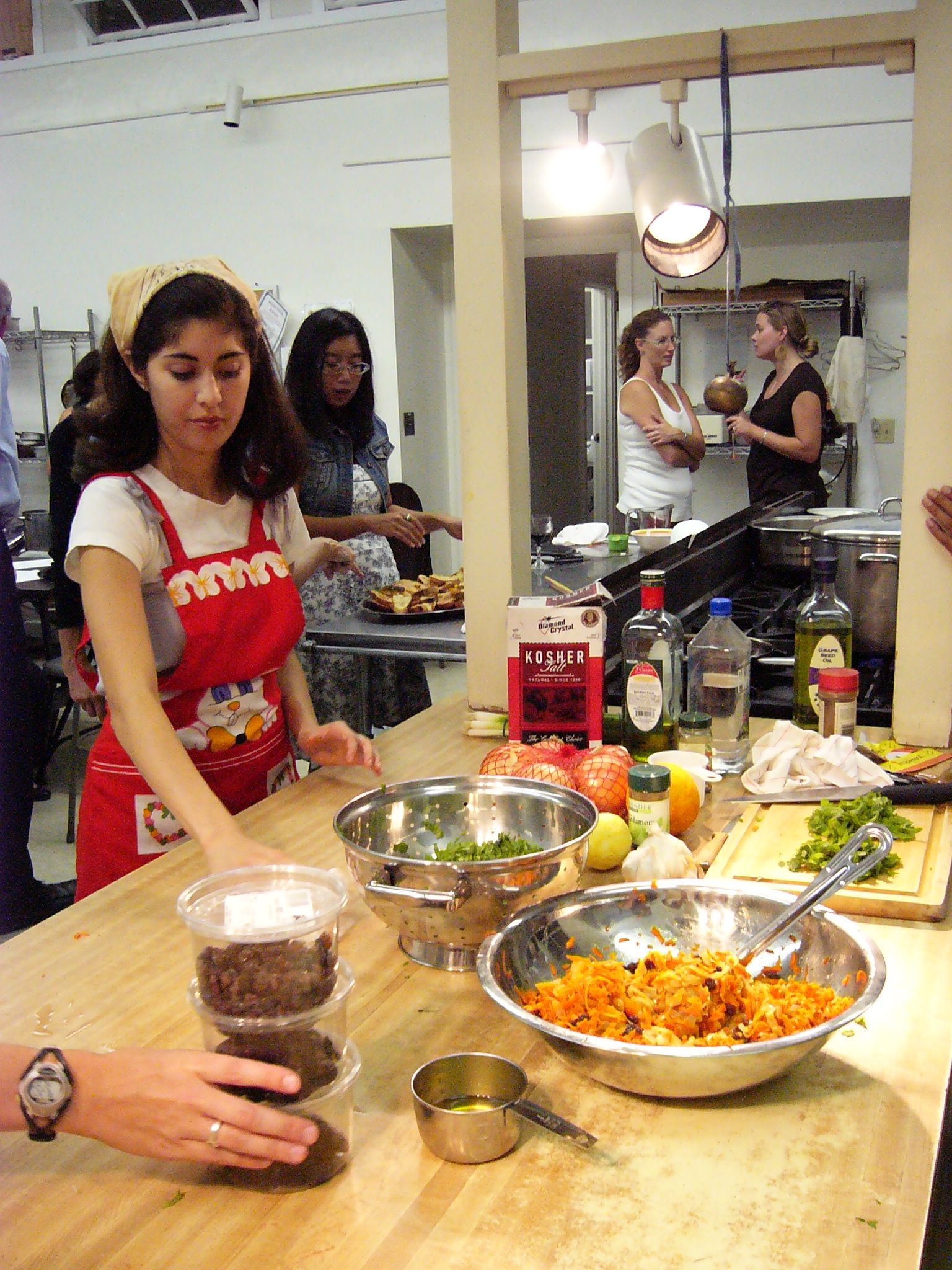 Adult Cooking Class What I love about cooking! | Baking and