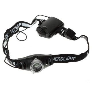 130LM Zooming Focusable Cree Q3-WC LED Headlamp