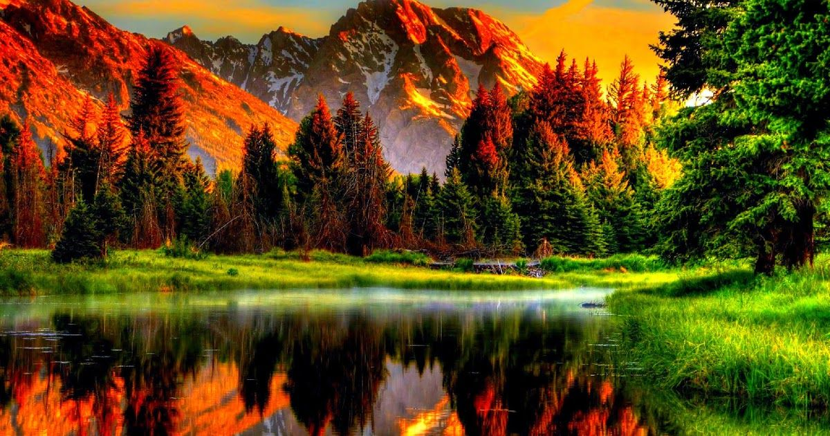 In This Post We Have Gathered Some Beautiful Scenery Wallpapers The Most Beautiful Scenery Wallpapers That You Wil Autumn Landscape Scenery Scenery Wallpaper Beautiful scenery wallpaper photo