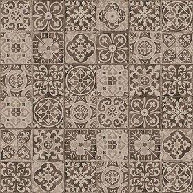Textures Texture Seamless Patchwork Tile Texture Seamless 16603