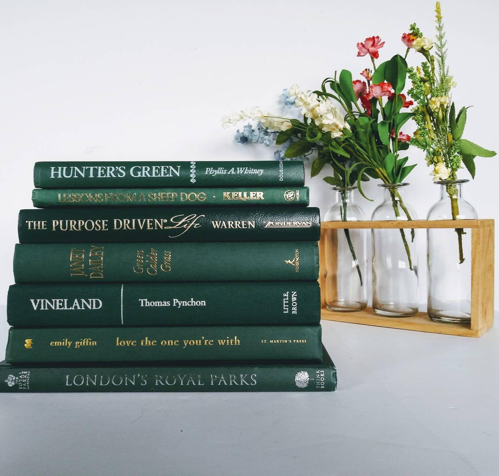Green Books Dark Green Books Coffee Table Book 7 Books In Etsy Green Books Coffee Table Books Green Coffee Tables [ 1560 x 1633 Pixel ]