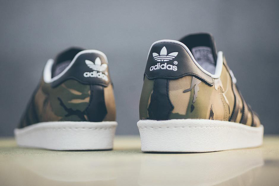 adidas superstar camouflage dames