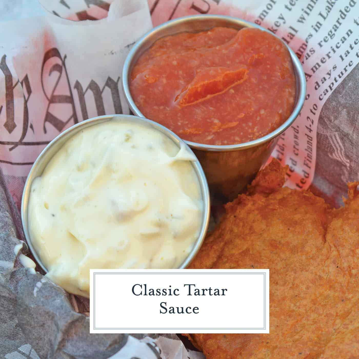 Main Ingredient Recipes: With Just 6 Main Ingredients, This Homemade Tartar Sauce