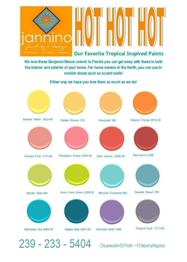 Bright Tropical Beach Interior Paint Colors | Found On  Media Cache Ak0.pinimg