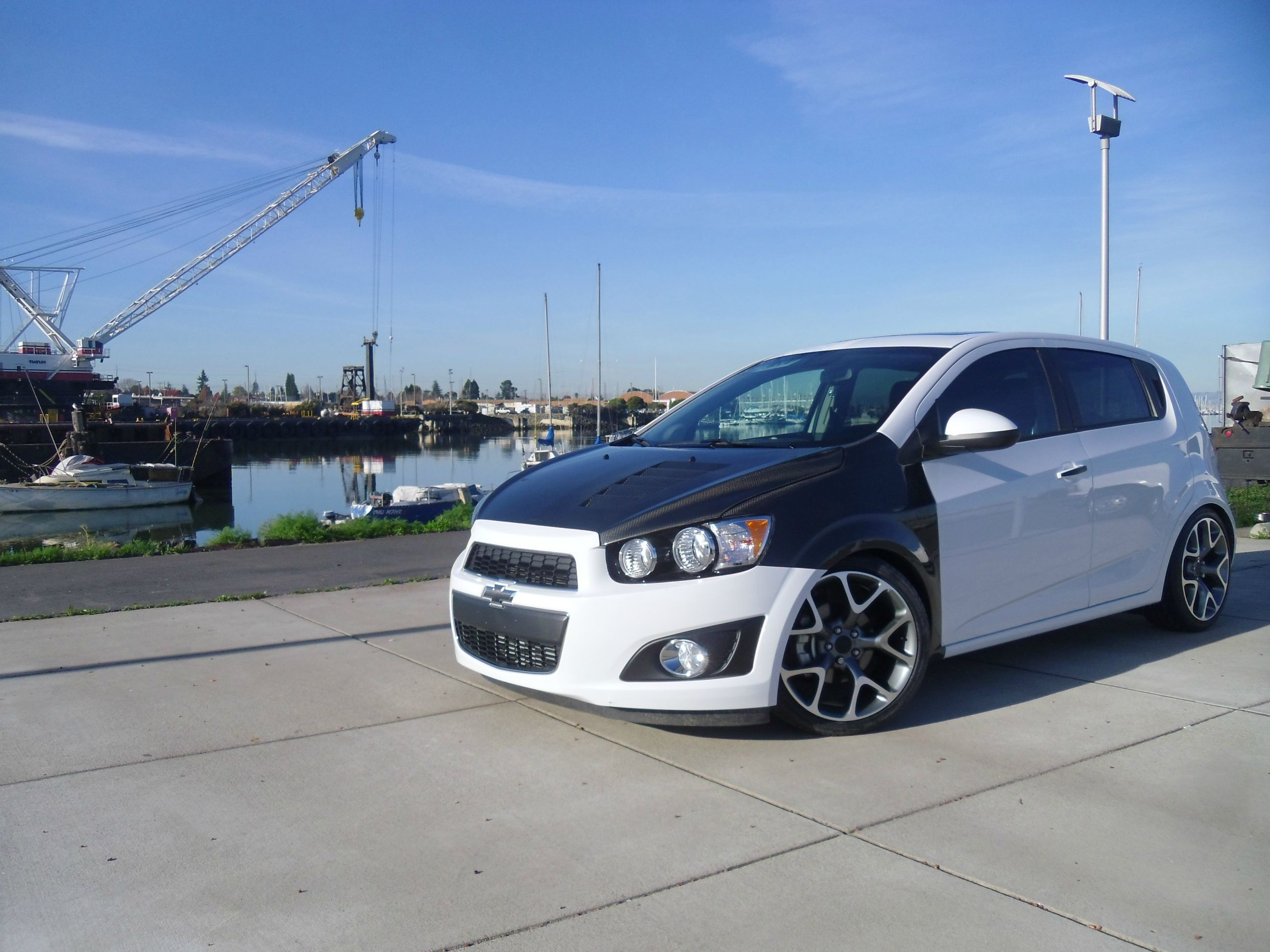 aveo rs blog towards chevrolet concept show uspto called car be point sonic naias filings to replacement being