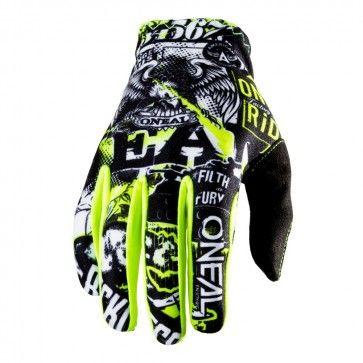 MX Motocross Dirt Bike Off-Road ATV MTB Mens O/'Neal Element Racewear Gloves