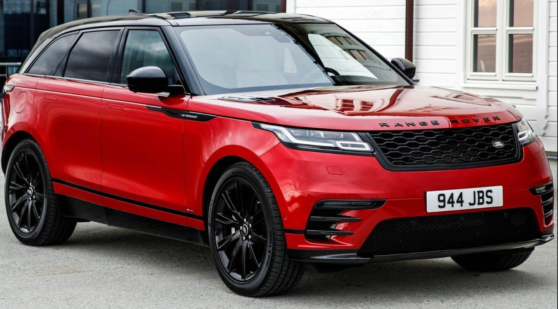 نعم لاندروفر تحض ر نسخة أس في أر من رانج روفر فيلار موقع ويلز Range Rover Suv Car