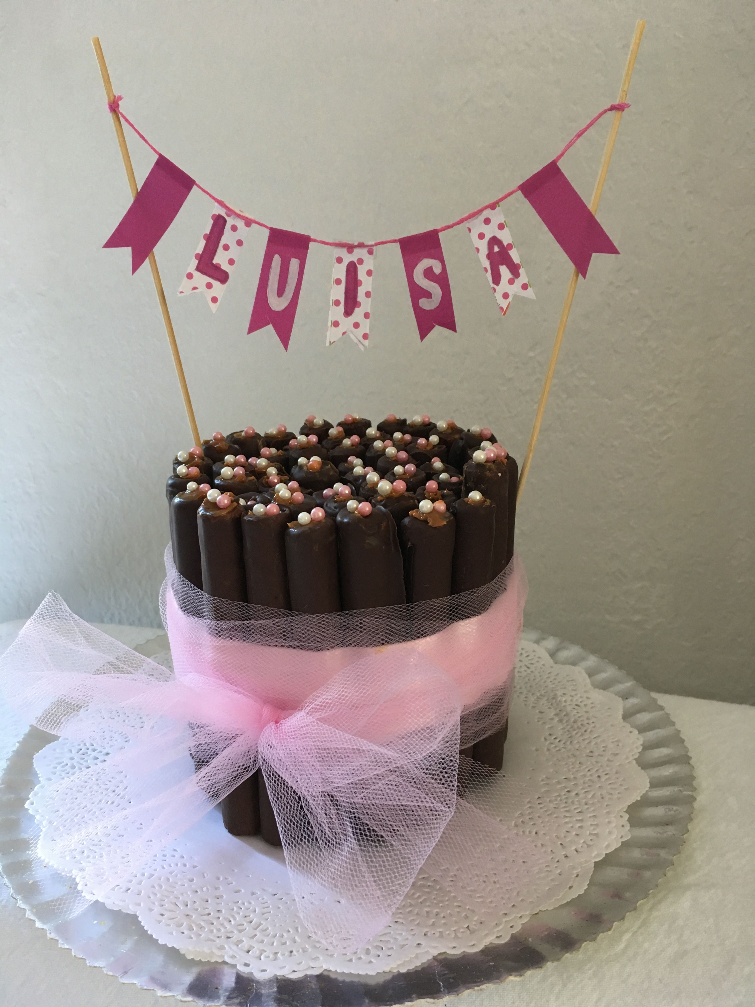 Torta cuchufli | Fiesta | Pinterest | Tortilla, Cumple y Cumpleaños