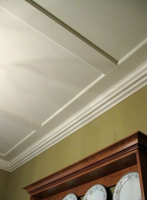 Board And Batten On The Ceiling For The Home Pinterest