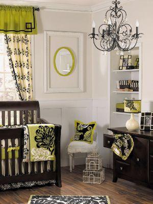 decadent baby room