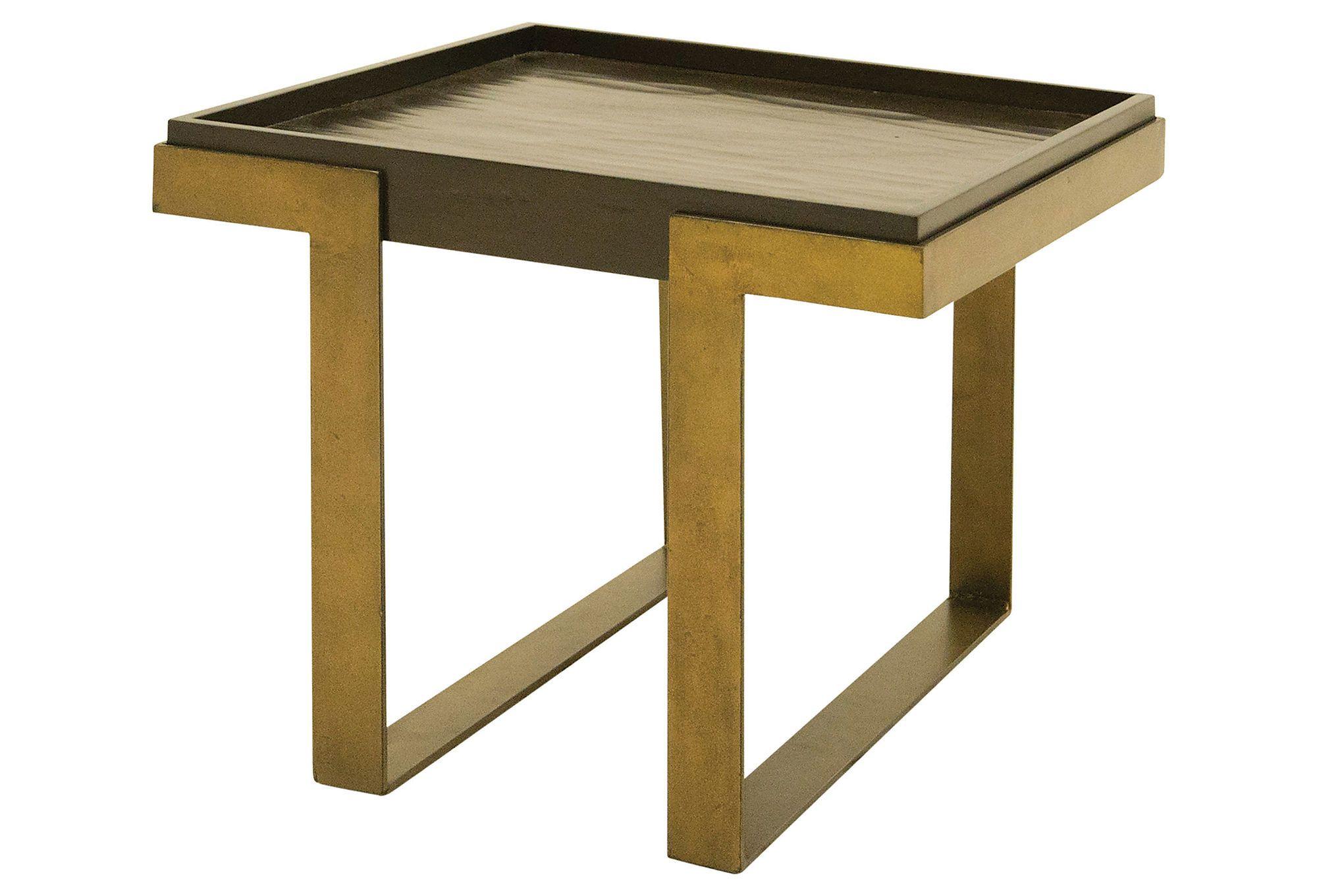 One Kings Lane - Loft Living - Madison End Table